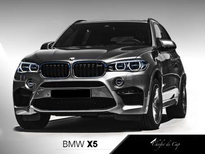 Transporte Executivo BMW X5