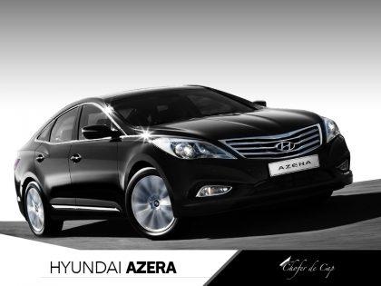 Transporte Executivo -  HYUNDAI-AZERA