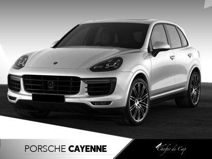 Transporte Executivo Porsche  CAYENNE
