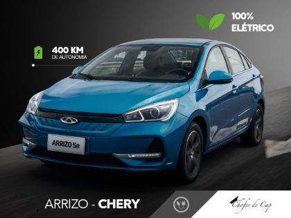 Carro elétrico - ARRIZO Chery